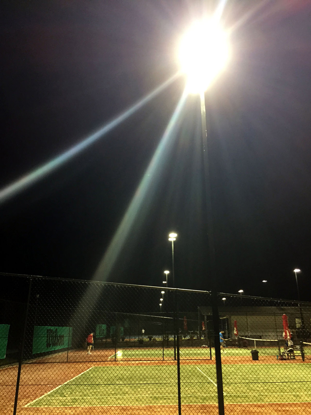 Coogee NSW Tennis Center